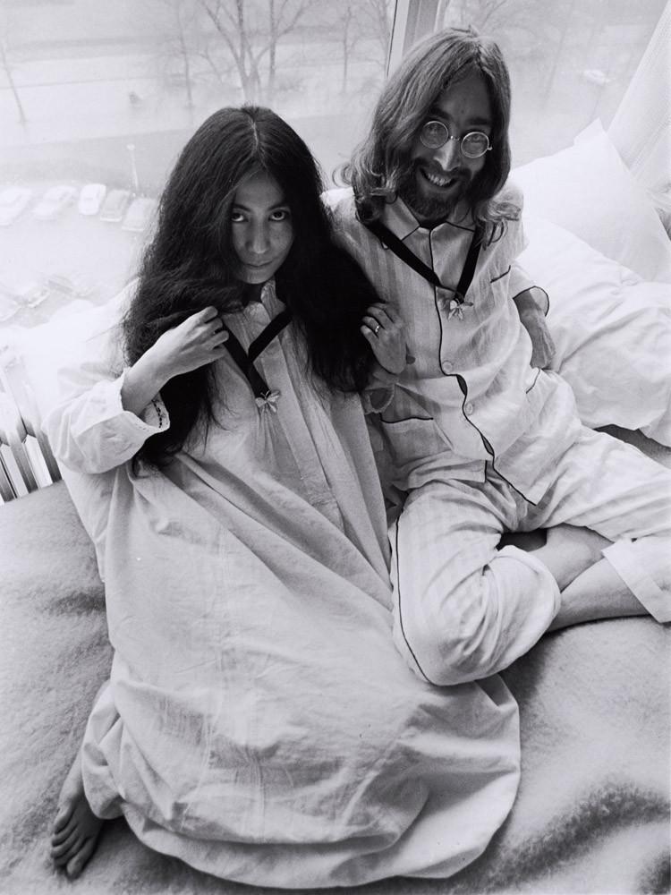 John Lennon & Yoko Ono 1, 1969