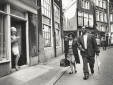 Prostitutie op het oudekerksplein,1969